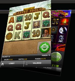 Windows Phone casinopelejä