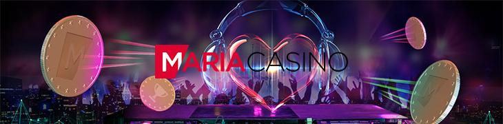Maria Casino jakaa 36 000 ilmaiskierrosta Euroviisujen aikana