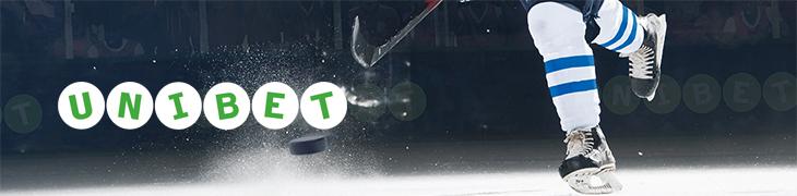Unibet tarjoaa 5 € ilmaista pelirahaa jääkiekon MM-kisojen kunniaksi