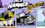 Jack Hammer tiedot