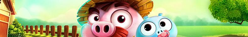 Ilmaiskierrokset 7 Piggies peliin