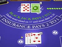 Blackjackin säännöt ja palautusprosentit