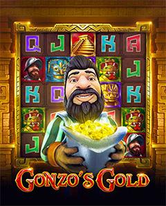 Gonzo's Gold NetEnt-uutuus
