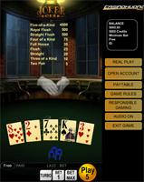 Phantom Belle Joker Poker