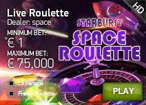 Starburst-ruletti