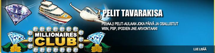 Bet24:n Pelit-osion kisassa jaossa pelikonsoleita, iPodeja ja bonuksia