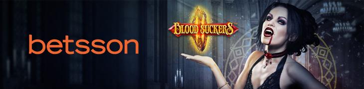 Blood Suckersin jatko-osa julkaistaan Betsson Groupin casinoilla