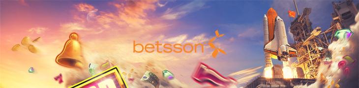 Viisi miljardia pelikierrosta lähenee Betssonilla - jaossa 100.000 euroa!