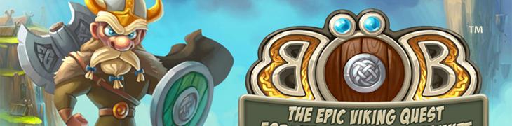 Böb-viikinki seikkailee NetEntin uudessa pelissä - hae 10 oikean rahan ilmaiskierrosta