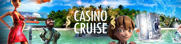 Tykkää Casino Cruisesta Facebookissa ja saat 20 ilmaiskierrosta