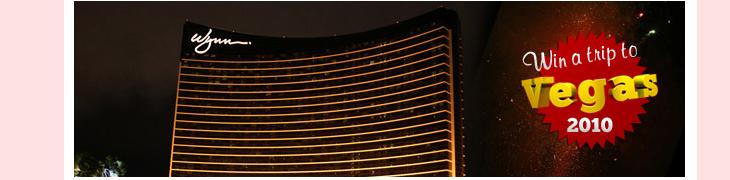 Pelaa syyskuussa CasinoRoomilla - voita matka Las Vegasiin!
