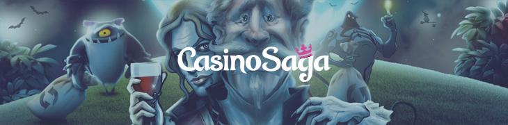 CasinoSagalta 200 ilmaiskierrosta 20€ talletuksella