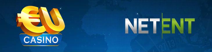 NetEntin pelit nyt myös EUcasinolla