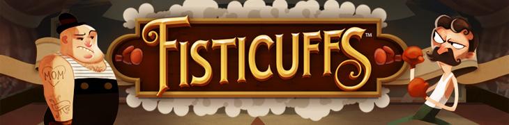 Fisticuffs-nyrkkeilyslotti julkaistiin tänään NetEnt-casinoilla