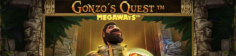 Uusi Gonzo's Quest MegaWays suuremmilla palautuksilla Unibetilla