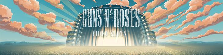 Odotettu Guns N' Roses videoslotti on nyt täällä