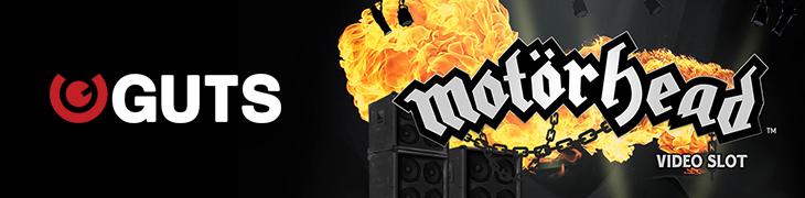 Pelaa Gutsilla ja tienaa kierrätysvapaita ilmaiskierroksia Motörhead-peliin