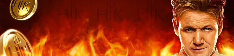 Gordon Ramsayn Hell's Kitchen saapuu NetEnt-casinoille