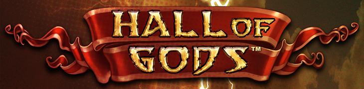 Hall of Godsin jackpot lämpenee - 6 miljoonaa rikki