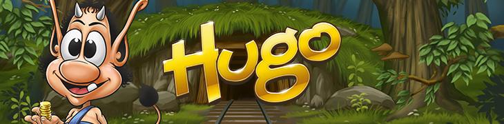 90-luvun suosikki Hugo tekee paluun casinopelin muodossa