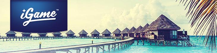 iGame arpoo unelmien lomamatkan Malediiveille