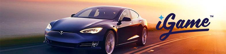 iGamen Tesla Model S -arvonnan voitto Seinäjoelle – katso video auton luovutuksesta