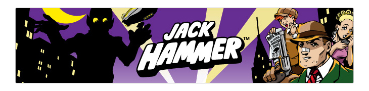Ansaitse Pafilla 100 ilmaiskierrosta Jack Hammeriin