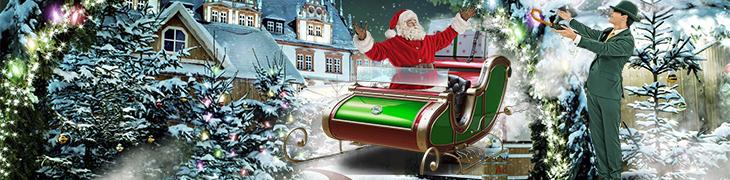 Joulukalenterit täydessä vauhdissa - hae päivittäiset etusi!