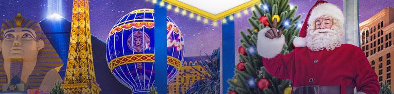 Netticasinoiden joulukalenterit ovat täällä taas!