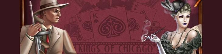 Ilmaiskierroksia uuteen Kings of Chicagoon