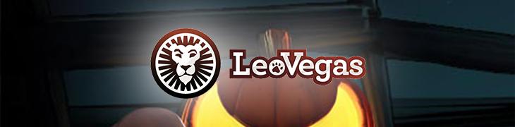 LeoVegasin Halloween-viikolla 75 ilmaiskierrosta