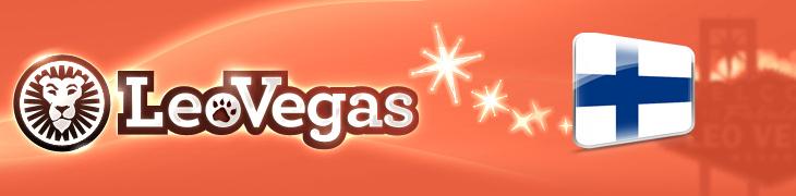 Avaa pelitili LeoVegasille ja voita 2000€ matkalahjakortti