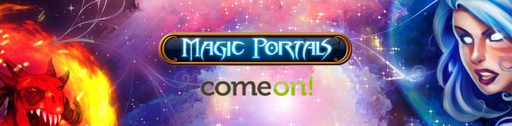 ComeOnilta 10 ilmaiskierrosta Magic Portalsiin ilman kierrätysvaatimuksia