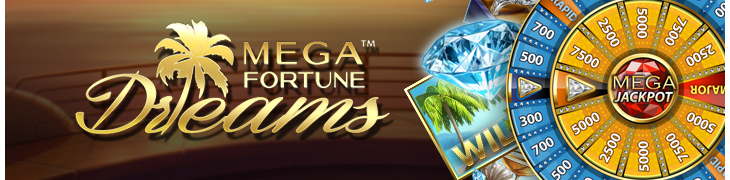 Mega Fortune Dreamsin ja Mega Fortunen jackpotit voitettiin vuorokauden sisään!
