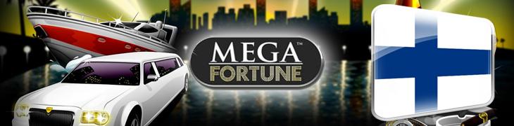 Mega Fortunen jackpot putosi yöllä - 6.9 miljoonaa voittajalle!