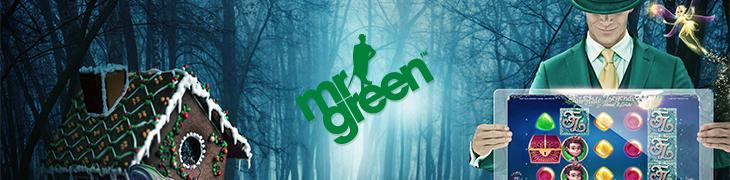 Mr Greeniltä 20 ilmaiskierrosta liittymislahjana toukokuun loppuun asti!