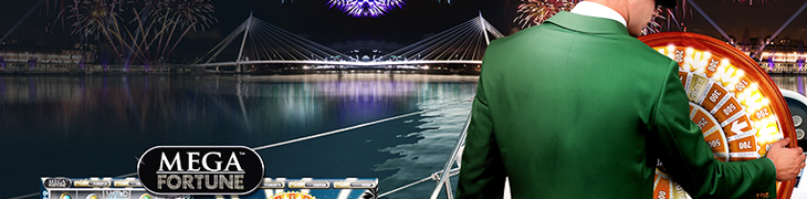 Mega Fortunen potti putosi taas - nyt 3.1M Mr Greenin pelaajalle