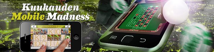 Mr Greenin syyskuu on mobiilijuhlaa - ilmaiskierroksia ja iPhone5-puhelimia!