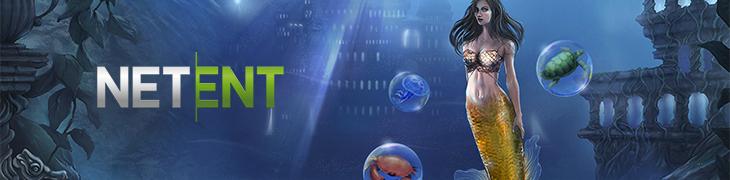 Sukella tutkimusmatkalle Atlantin syvyyksiin NetEntin uutuuspelissä