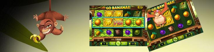 Go Bananas! on NetEntin seuraava julkaisu