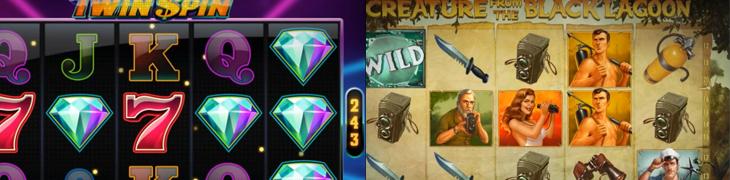 NetEntin loppuvuoden pelijulkaisut: vanhaa Las Vegas –tyyliä ja kauhuklassikko