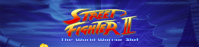 Klassikkovideopeli Street Fighter 2 NetEnt-casinoille toukokuussa