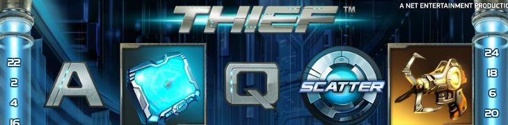 Testaa NetEntin uutta Thief-peliä