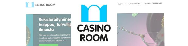 CasinoRoom uudisti nettisivunsa