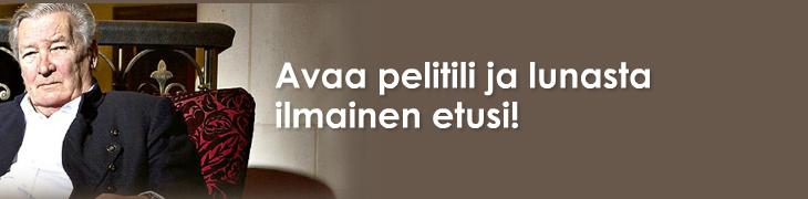 NordicBetiltä uusille tallettajille Kasinokeisari-kirja