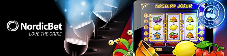 NordicBet arpoo 50 iPadia uuden pelijulkaisun kunniaksi