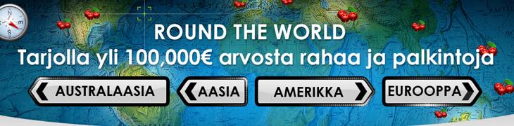NordicBetillä jättimäinen casinoturnaus - yli 100.000 euron arvosta palkintoja!