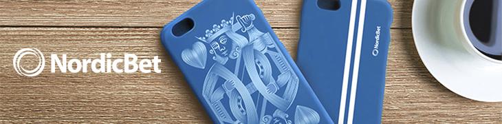 Pelaa NordicBetilla kympillä – saat iPhonen suojakuoret ja 10 ilmaiskierrosta!