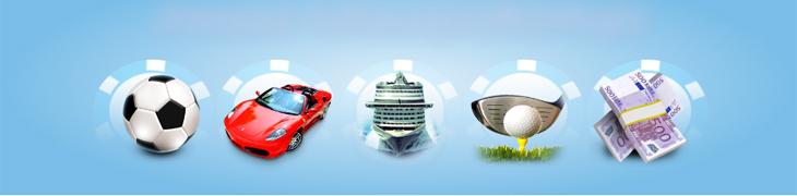Nordicbetin casinon lokakuun kilpailu käynnissä - voita luksuspalkintoja