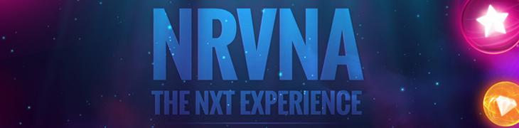 Uusi NetEnt-peli NRVNA vain Thrillsillä ja SuperLennyllä